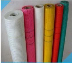 160G/M2 4x4mm pilas alcalinas resistente tejido de malla de fibra de vidrio reforzado Net