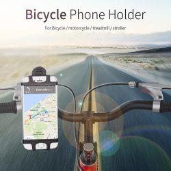 Поворот на 360 градусов на велосипеде телефон силиконового герметика для установки на велосипед держатель для телефона iPhone X Xs Xr для Samsung