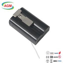 Vervangende lithiumbatterij van 3,65 V, 6040 mAh, 18650 mAh, voor videocamera
