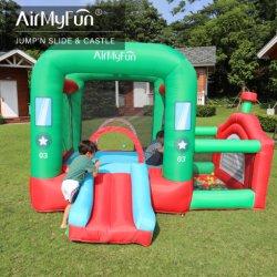 Inflatables Großverkauf-sich hin- und herbewegende Wasser-federnd Schloss-Spielwaren
