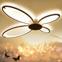 LED Lustre abstracta Escovadas Iluminação Interior Lâmpada moderna iluminação modernos equipamentos eléctricos