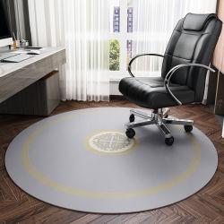 Office용 미끄럼 방지 플라스틱 바닥 매트 딱딱한 바닥재 바닥 홈 카펫을 위한 의자 깔개