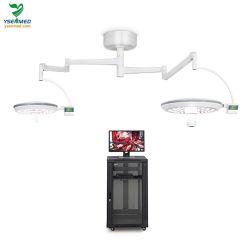 Medizinische Licht Krankenhaus Lampe Theater Licht LED-Lampe mit Kamera Monitor Für Schreiberanzeige