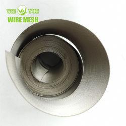 40 X 300 mesh holandês de tafetá Wire Mesh como disco filtrante, correia do filtro