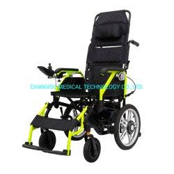 Инвалидная коляска с электроприводом складывания нескольких функций