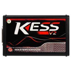 Venta caliente Kess V2 V5.017 PCB rojo de la UE no limitada Token Ecm Titanium versión maestra de la programación de la ECU