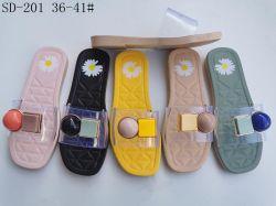Леди обувь ПВХ желе конфеты цвет опорной части юбки поршня