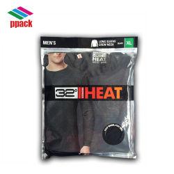 2020 новое производство горячая продажа 9X12 дюймов Zipper Bag майларовой пленки с помощью пакета мешки для одежды нижнее белье Сделано в Китае производство