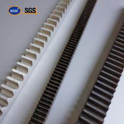 MW CNC Fabricación de alta calidad profesional y de Rack galvanizado el piñón de la unidad del sistema de tren