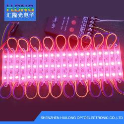 Module LED Module 5050RVB des lumières décoratives Haute luminosité Longue durée de vie 3 ans de garantie pour l'écran multicolore