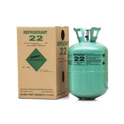13.6kg jetables de qualité industrielle la garniture du vérin gaz réfrigérant R22