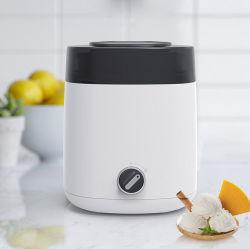 優雅なデザイン1800ml自動容易な使用の静寂の速い18W小型ホームアイスクリームメーカー機械