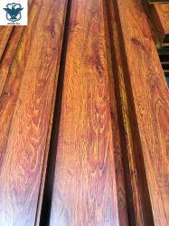 China Supplier-Wood OEM extrusión de aluminio de aleación de aluminio Perfil de grano