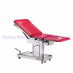 Prüfendes Tisch-hydraulisches Obstetric gynäkologisches Anlieferungs-Geschäfts-Prüfungs-Bett
