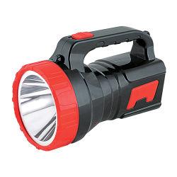3W LED 강등 실외 조명 휴대용 비상 핸드 램프 장거리 서치라이트