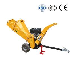 Fabricante direto de fábrica Garden Shredder 7CV/15HP Gasolina Triturador picador de madeira com marcação CE
