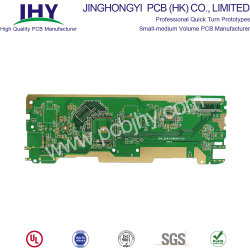 RoHS 94V0 Fr4 무선 충전기 전력 공급 널을%s 전자 다중층 회로판 PCB