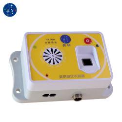 Identificateur de l'élévateur de construction de l'élévateur d'empreintes digitales d'identification de grue à tour de carte magnétique