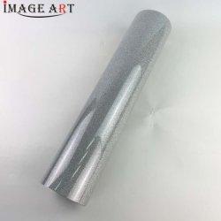 Pellicola /Vinyl di scambio di calore di scintillio della Corea per i vestiti/l'argento stampa Cdg-26 Holo dell'indumento