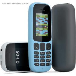 الهاتف المزود بتقنية إلغاء القفل 2 جم بطاقة SIM مزدوجة لهاتف Nokia 105