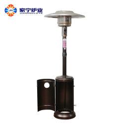 Fabrique o aquecedor portátil a gás de ferro com revestimento de pó castanho total de 2285 mm Altura ajustável do acampamento