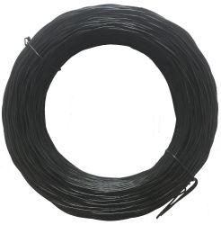 El negro trenzado Alambre Recocido alambre vinculante para la construcción edificio