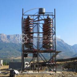 جيانغشي شيتشنغ فاصل حلزوني 5l-1200 في مصنع غسيل الفحم