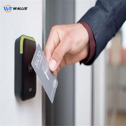 Scheda RFID NFC con foglio in PVC da 125 KHz LF Tk4100 T5577, scheda di prossimità con etichette a inserto Prelam