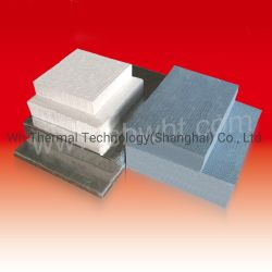 Folha microporosa Nano Material de isolamento térmico