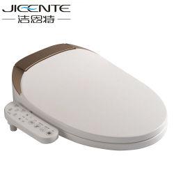 غطاء إلكتروني ثنائي البيديت تدفئة كهربائية ذكية إغلاق أوتوماتيكي فتح مقعد مرحاض ذكي كهربائي لكأس المرحاض