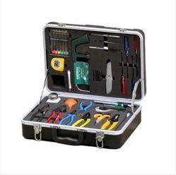 La fusión de fibra óptica profesional conjunto de herramientas de empalme