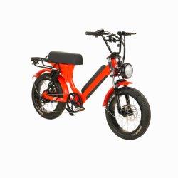 Fahrrad-Fahrrad E-Fahrrad Velo Electrique neuer der Weinlese-48V 500/750W Schnee-fettes des Sport-E elektrisches