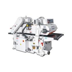 QMB206G Cepilladora de doble cara, multifunción, proveedor de maquinaria para trabajar la madera, fresadora de madera con husillo, máquina regruesadora