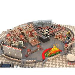 Kleiner Innenspielplatz für Hauptkind-Vorschulspielplatz-Geräten-Innenspiel-weichen Spiel-Bereich