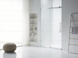北アメリカの熱販売の高品質プーリー容易なインストール耐久の浴室製品のガラスシャワーの小屋