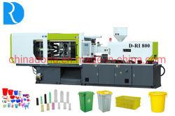 Plasitc PP/PE/produits en PVC moule/machine de moulage par injection de 800 tonne
