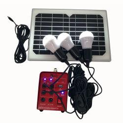 Kingsun 4.5ah Sistema Di Alimentazione Solare Per Generatori Cc Domestici Portatili