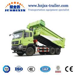 Sinotruck HOWO Shacman Marca Dongfeng Transporte Mineração Caminhão Basculante Heavy Truck para venda