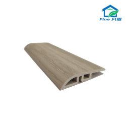 Reductor de PVC Moldura rodapié Conectar pisos Fnprd2