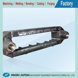 용접된 건축 또는 프레임 의 부속을 기계로 가공하는 OEM/Welded/Steel/Fabrication/Equipment/Precision /Spare/Mechanical/Machine/Machined/CNC를 가공하는 금속