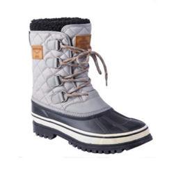 حذاء عصري للركبة المخصصة للسيدات في الشتاء وثلج للسيدات