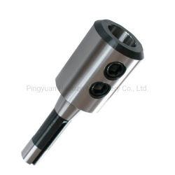 Torno CNC fresadora R8 Accesorios Adaptadores de molino de extremo con mango Las pinzas de sujeción