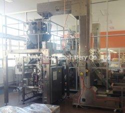 Plusieurs chefs peseur Ffs verticale automatique Sucre granulé d'arachide de riz Ligne de production d'emballage
