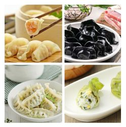 冷凍食品(ハーフ仕上げ)