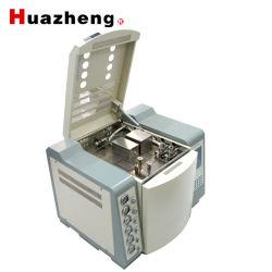 China Portable análise cromatográfica do óleo de transformadores dissolvida cromatógrafo a gás e preço
