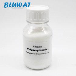 Clarificação de Águas Residuais de poliacrilamida aniónicos