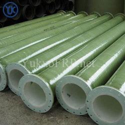 푸드 브루잉 산업용 섬유 강화 플라스틱 GRP 튜브