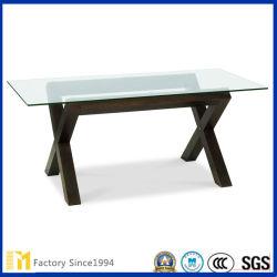 Лучшая цена хорошего качества домашней мебели из закаленного стекла с различной формы