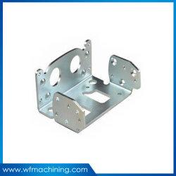Для изготовителей оборудования из нержавеющей стали штамповки авто угловой кронштейн, L-образный прямоугольный разъем