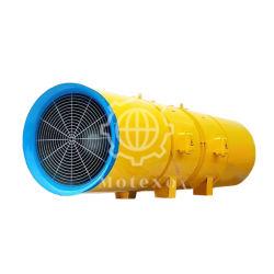 L'exploitation minière Les fans de Ventilation de tunnels de la construction de la ventilation